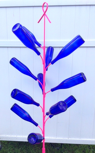 Pink-bottle-tree