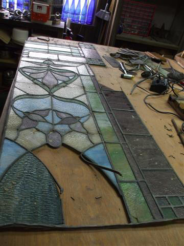 Repair Stained Glass Restoration Services