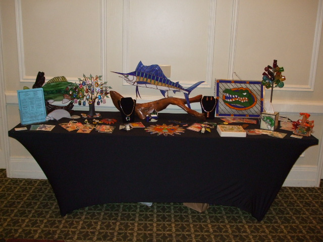 display at chamber lunch.jpg