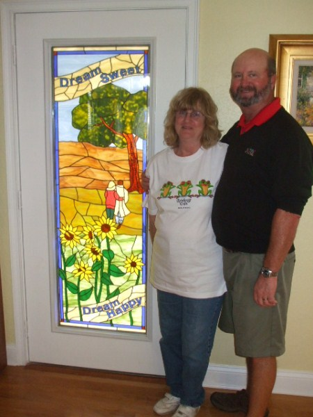Rick, Cheri and thier new window!.jpg